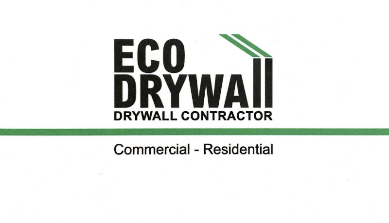 Eco Drywall